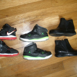 3 Pair Toddler Shoes
